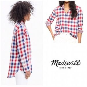 Madewell 'Ex-Boyfriend - Emmett Plaid' Shirt